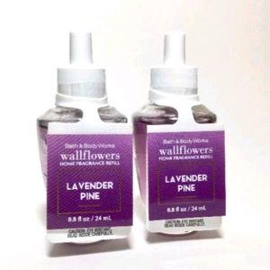 💜 2-PIECE LAVENDER PINE WALLFLOWERS REFILLS